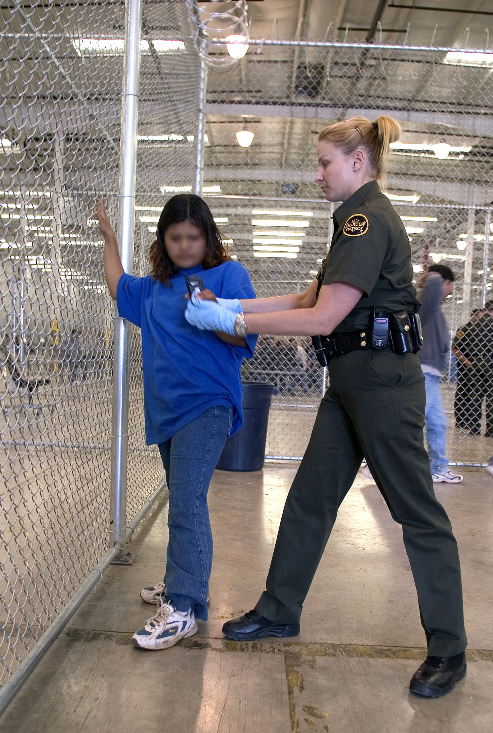Issue: Immigration, Child Detention and COVID-19 protocols